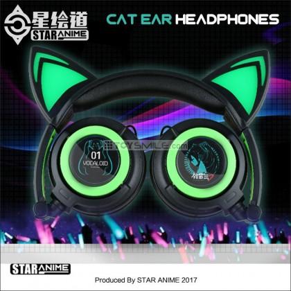 หูฟังแมว Hatsune Miku