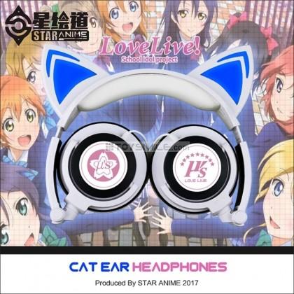 หูฟังแมว Love Live!