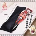 กระเป๋ากันฝุ่นหมอนข้าง 160cm (Black)