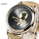 นาฬิกา โคนัน Touch screen LED watch แบบที่ 3 (Gold)