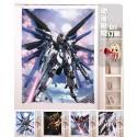 ผ้าม่าน Gundam (มี 5 แบบ)