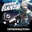 กระเป๋าสะพายข้าง Hanzo - Overwatch