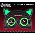 หูฟังแมว Kumamon (มี2แบบ)