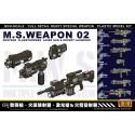 Metal Slug weapon kit 02