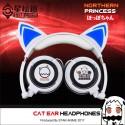 Northern Princess cat ear headphone