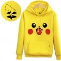 เสื้อกันหนาวมีฮู้ด Pikachu