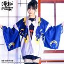 เสื้อคลุมยูกาตะ Mikazuki Munechika