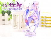 Emilia acrylic character stand