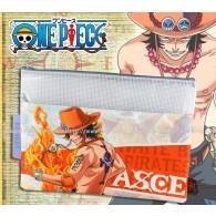 กระเป๋าใส่ดินสอ Portgas D. Ace