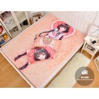 ชุดผ้าปูเตียง ปลอกหมอน Adagaki Aki