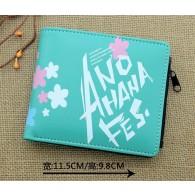 กระเป๋าสตางค์ Ano Hana