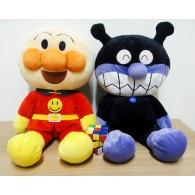ตุ๊กตาอันปังแมน และ ตุ๊กตา ไบคินแมน