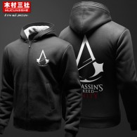 Assassin's Creed Unity Hoodie (แบบหนา)