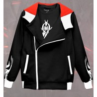 Assassin's Creed Hoodie (สีดำ)