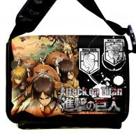 กระเป๋าสะพายข้าง Attack on Titan