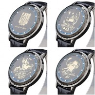 นาฬิกา Attack on Titan Touch screen LED watch
