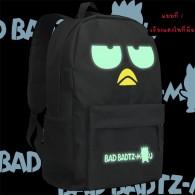 กระเป๋าเป้ Bad Badtz Maru เรืองแสง (มี2แบบ)