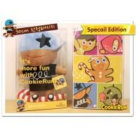 ตุ๊กตา Boarder Cookie run