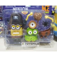 Build A Minion Deluxe Pack (Universal Studios Singapore)