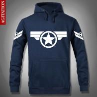 เสื้อฮู้ดดี้ Captain America (2)