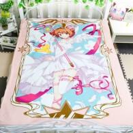 ผ้าห่ม Cardcaptor Sakura