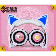 หูฟังแมว Cardcaptor Sakura (มี3แบบ)