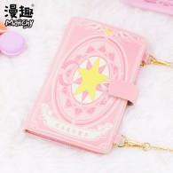 กระเป๋าสตางค์/ใส่โทรศัพท์ Cardcaptor Sakura
