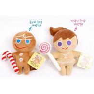 ((ซื้อ 1แถม1)) Set ตุ๊กตาคุกกี้รัน13cm