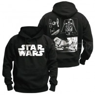 เสื้อกันหนาวมีฮู้ด Star Wars