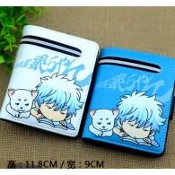 กระเป๋าสตางค์ Sakata Gintoki แบบที่3 (มี2สี)