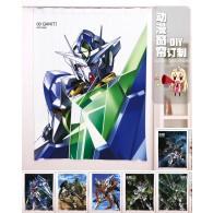 ผ้าม่าน Gundam 00 (มี 7 แบบ)