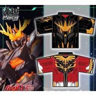 เสื้อคลุมยูกาตะ Gundam (มี2แบบ)