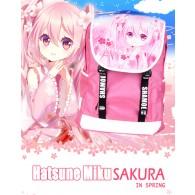 กระเป๋าเป้สะพายหลัง Hatsune Miku (Sakura)