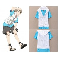 Set เสื้อ 2 ชิ้น Hibiya Amamiya Cosplay