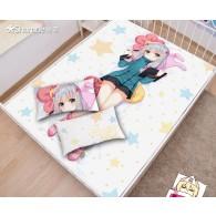 ชุดผ้าปูเตียง ปลอกหมอน Izumi Sagiri