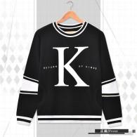 เสื้อแขนยาว K: Return of Kings