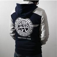 เสื้อกันหนาวมีฮู้ด Kamen Rider- Gaim