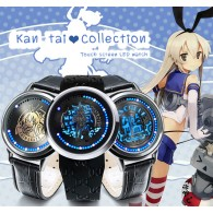 นาฬิกา Kantai Collection Touch screen LED watch