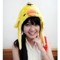 หมวก ไก่ Kiiroitori