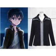 เสื้อแจ็คเก็ต Kirito ALO