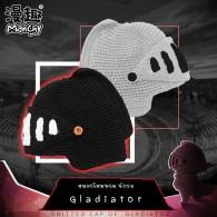 หมวกไหมพรม Gladiator