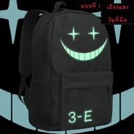 กระเป๋าเป้ Koro Sensei เรืองแสง (มี2แบบ)