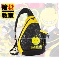 กระเป๋าทรงสามเหลี่ยม Koro Sensei
