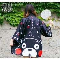 เสื้อคลุมยูกาตะ Kumamon