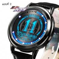 นาฬิกา Kuroko Tetsuya (No.11) Touch screen LED watch