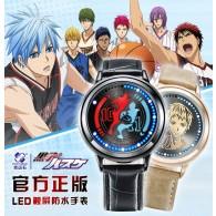 นาฬิกา Kuroko no basuke Touch screen LED watch