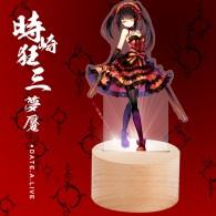Kurumi acrylic character stand (มีไฟ)