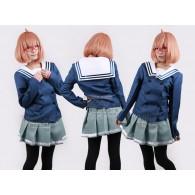 ชุดนักเรียน แบบ Kuriyama  Mirai