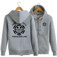Law Hoodie (Grey)