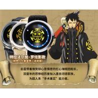 นาฬิกา Law Touch screen LED watch